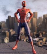 Spider-Man in Spider-Man 3 The Game