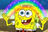Spongebob rainbow meme video 16x9.0
