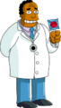 Tapped Out Unlock DrHibbert
