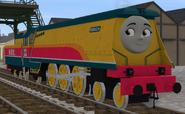 Trainz Rebecca 2