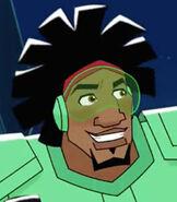 Wasabi in Big Hero 6- The Series