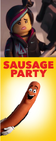 Wyldstyle-Lucy Hates Sausage Party (2016)