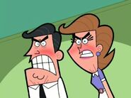 Angry Mr. And Mrs. Turner