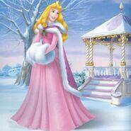 Aurora's Princess Cape