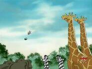 Digimon Zebras, Elephants and Giraffes