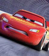 Lightning McQueen in Cars 3