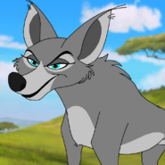 Neta the wolf by through the movies ddp0op0