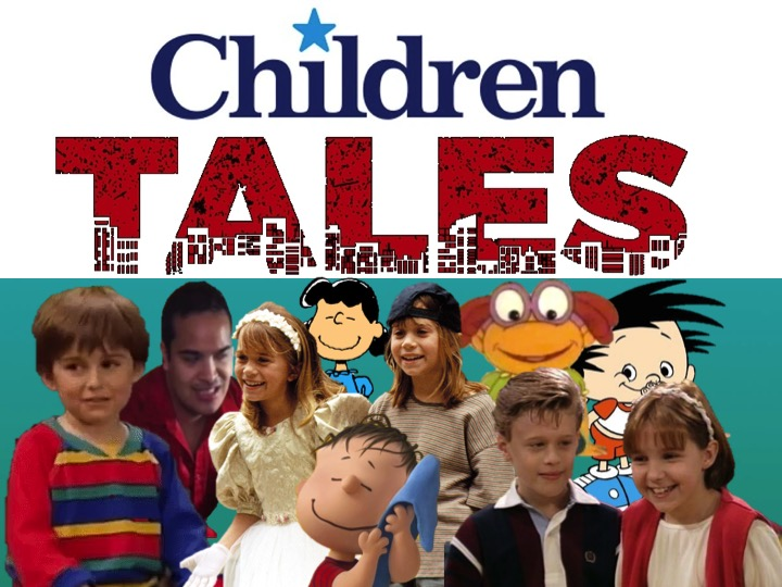 Children Tales (Dragon Rockz Style)