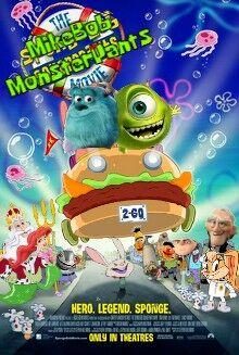 TheMikeBob MonsterPants Movie poster.jpg
