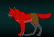 Wolfified Nightmare Foxy