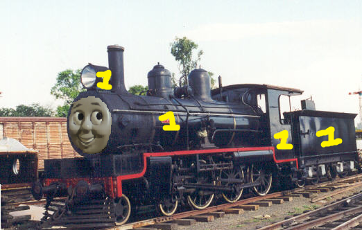 What Would Archie's Train Look In Paul Young and Paul Young 65's Percy (a.k.a. Dumbo) Movie?