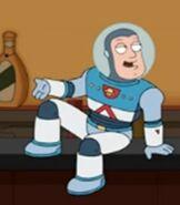 Buzz Lightyear in Family Guy