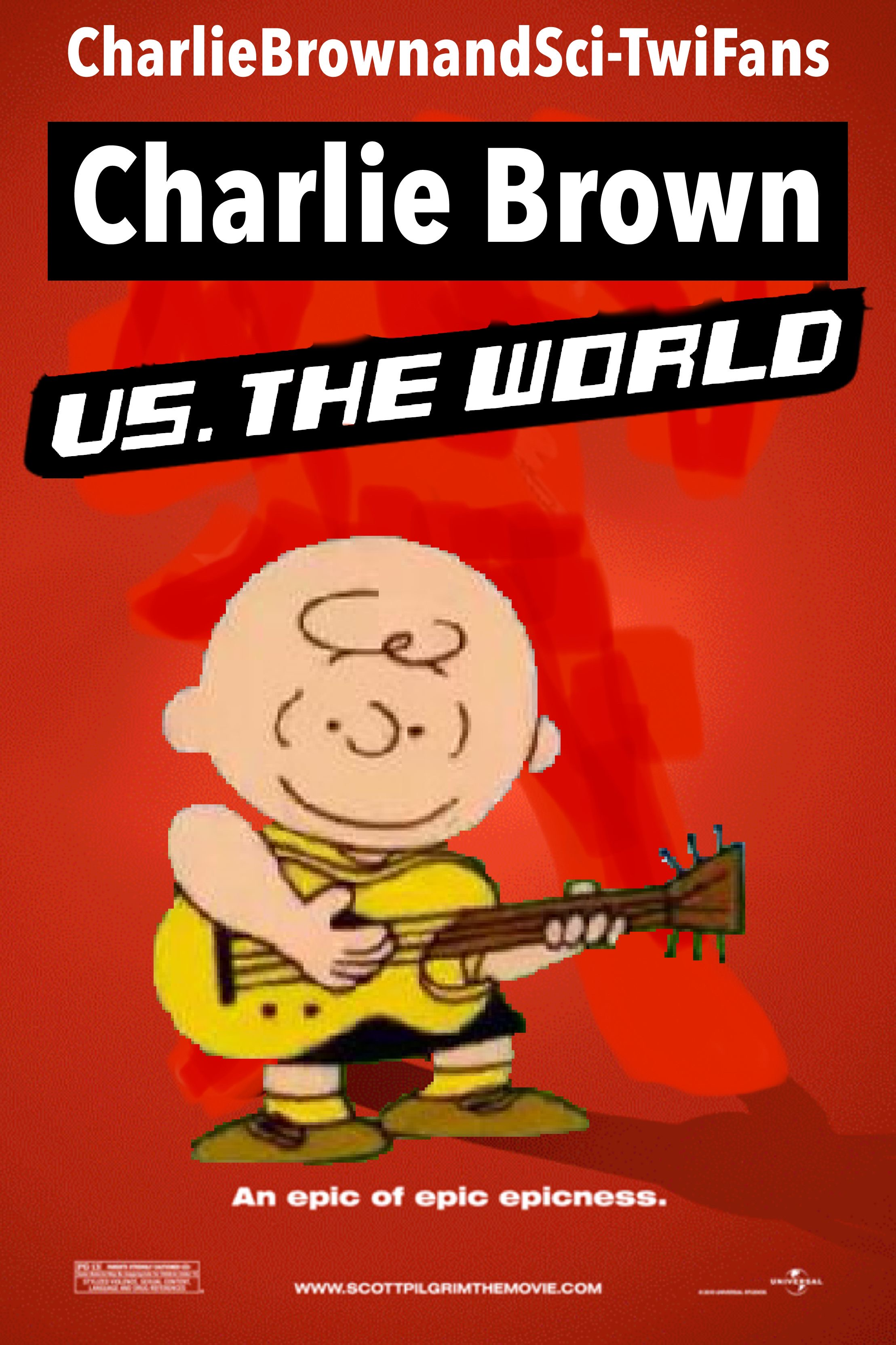 Charlie Brown vs. the World
