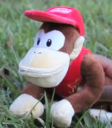 Diddy Kong in SML