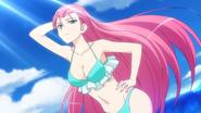 Esuka Hibino's Belly Button