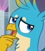 Gallus in My Little Pony- Friendship is Magic