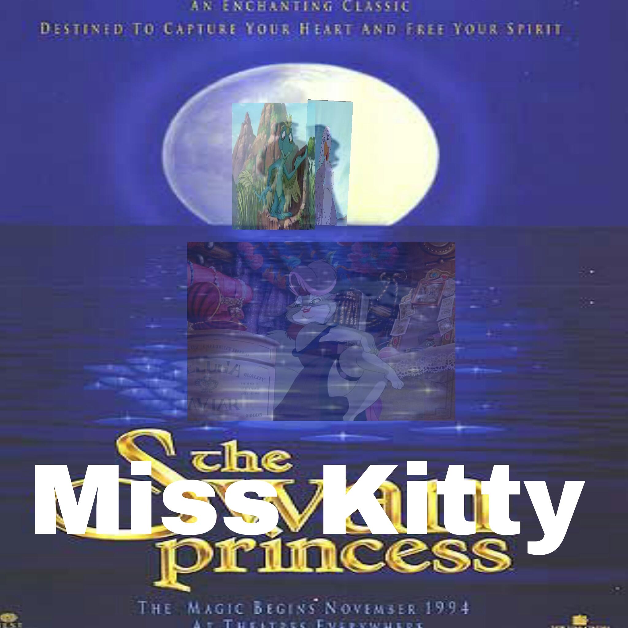 The Miss Kitty Princess