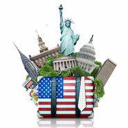 Landmarks of America