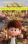 Nateladdin (Aladdin; 2019) Poster