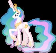 Princess celestia vector by misterlolrus d4d2kvb-fullview
