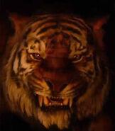 Shere Khan in The Jungle (2016)
