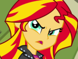 Sunset Shimmer When I led the Guard