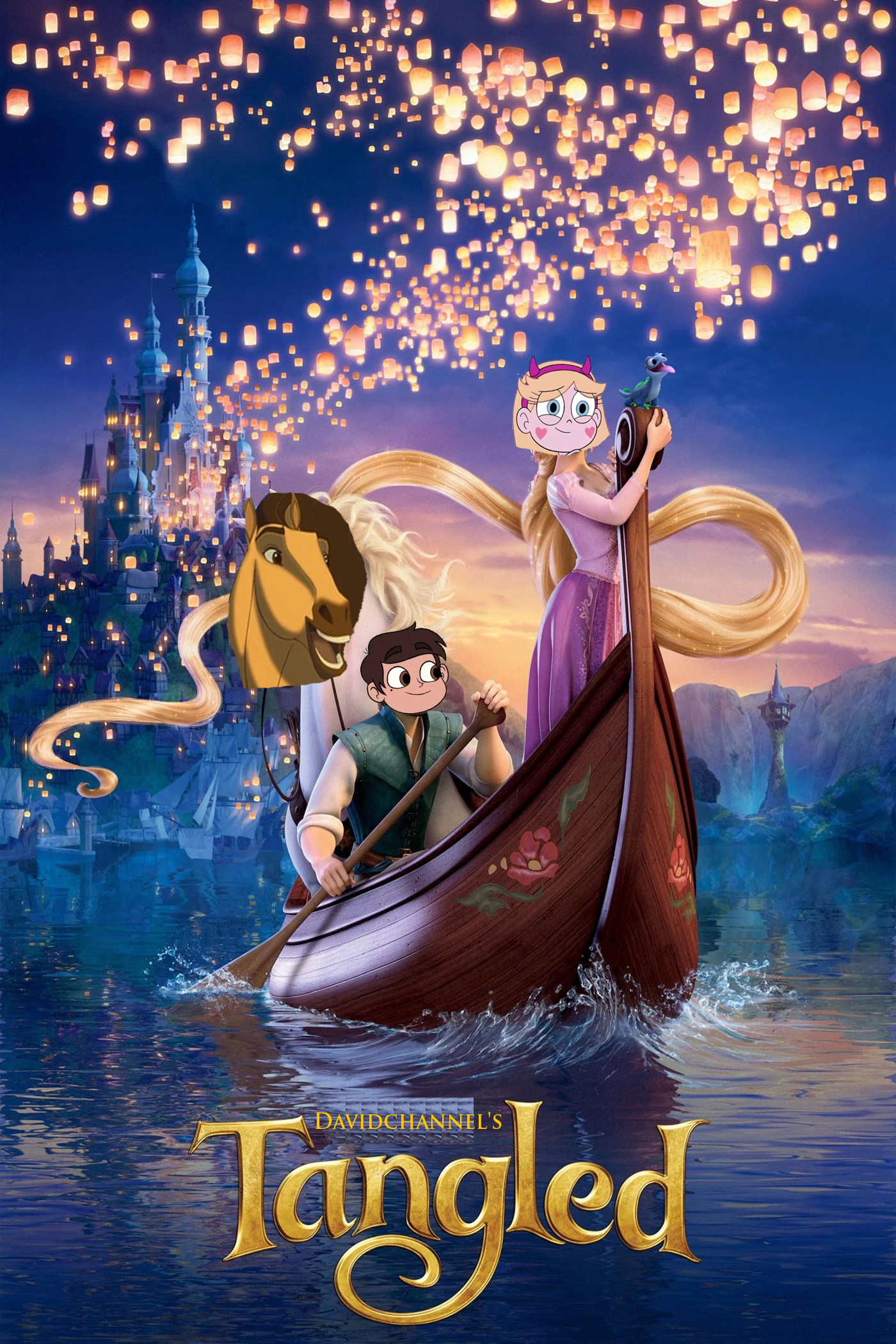 Tangled (Davidchannel's Version)