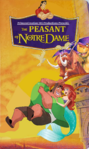 The Peasant of Notre Dame Parody poster