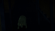 Beast Boy as a Armadillo