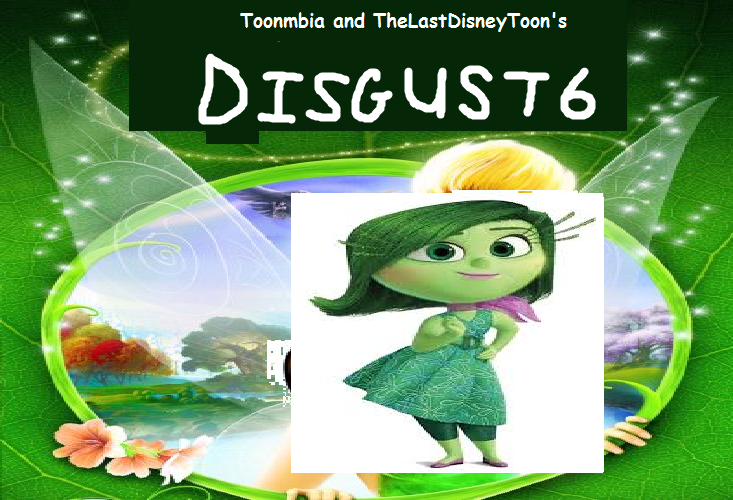 Disgust And The Pirate Fairy