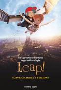 Leap! (Davidchannel's Version) Poster
