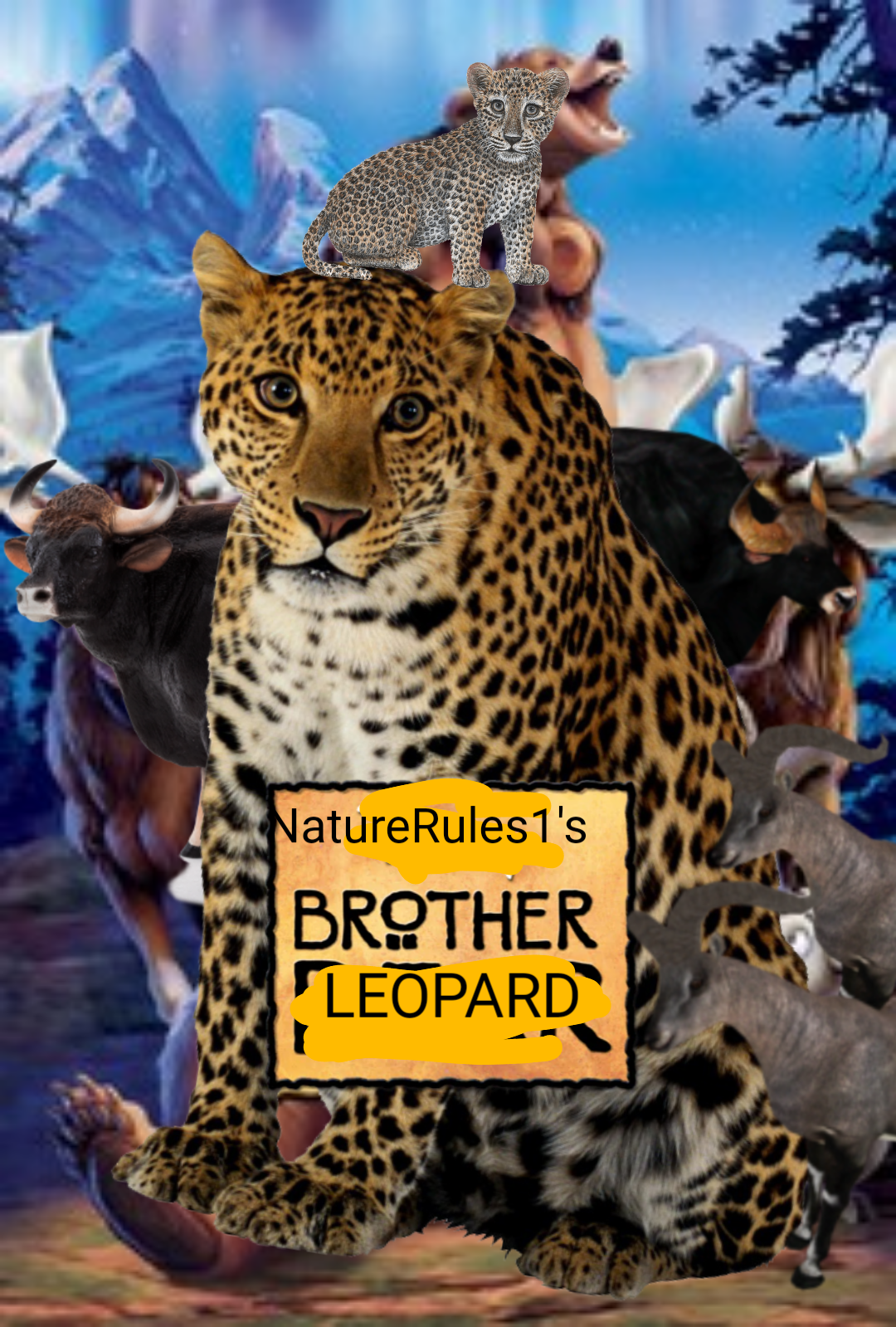 Brother Leopard
