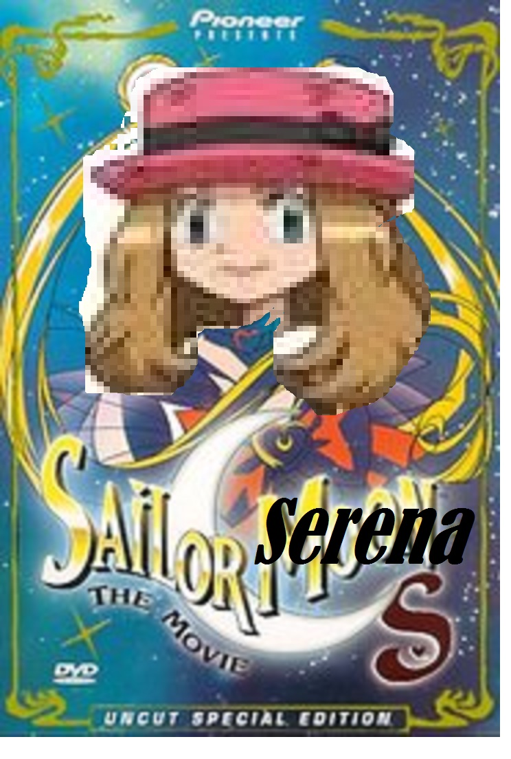 Sailor Serena S: Hearts in Ice (1701Movies Style)