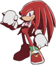 Sonicriders knuckles