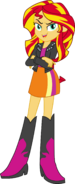 Sunset Shimmer As Rouge