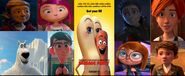 Terrible characters likes Sausage Party (Remake)
