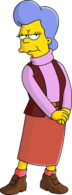 The Simpsons Mona Simpson.png