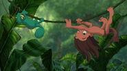 Young Tarzan Debut