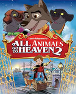 All Animals Go to Heaven 2 (1996; Davidchannel's Version) Poster