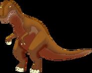 Allosaurus by zozithebear1999 decdp1c