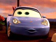 Cars 2 Sally