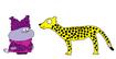 Chowder meets Cheetah