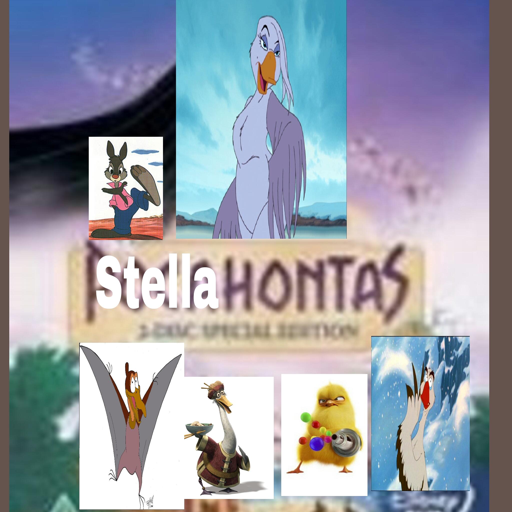 Stellahontas