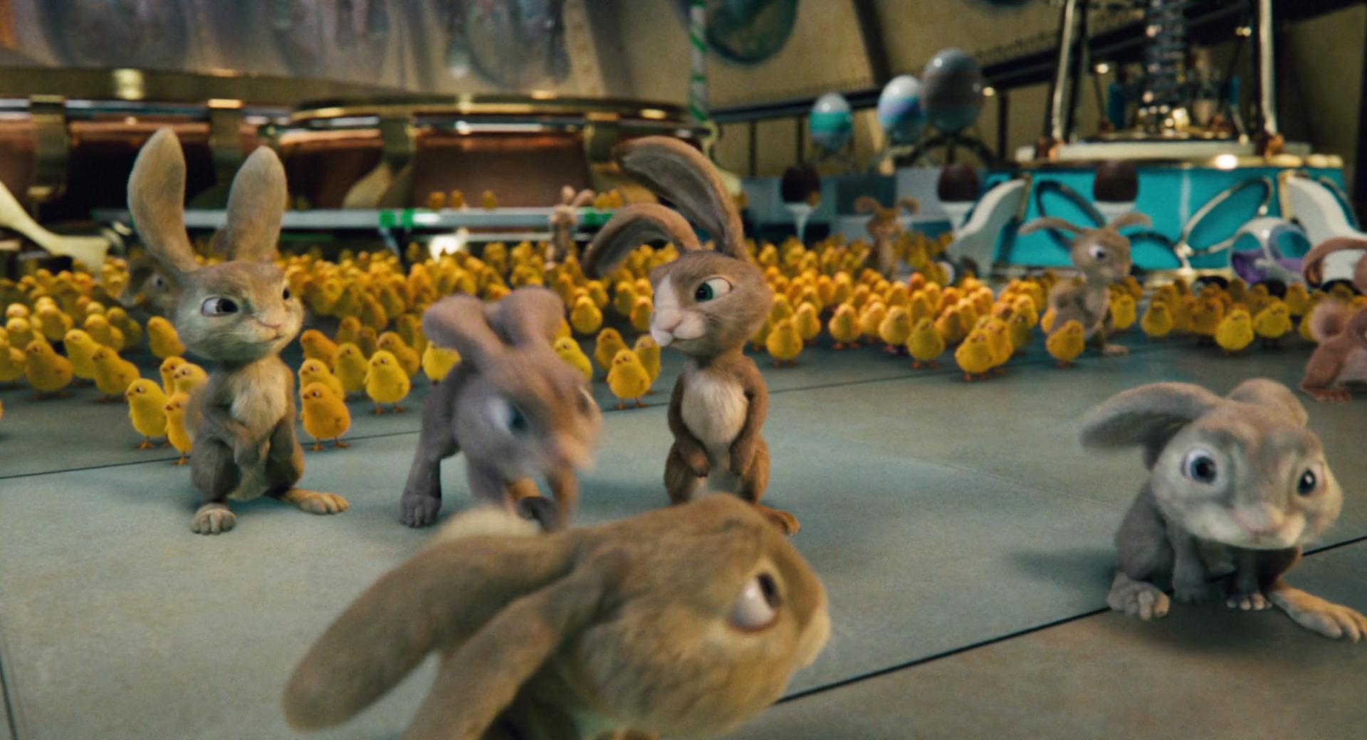 Bunnies (Hop)