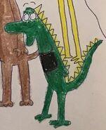 Irwin the Iguana