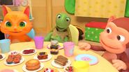 KiKi, Tortoise and Mochi