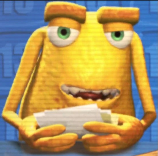 News Anchor (Monsters, Inc.)