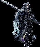 Sephiroth (Final Fantasy) as Stromboli