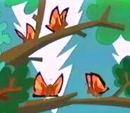 Stanley Monarch Butterflies