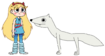 Star meets Arctic Wolf